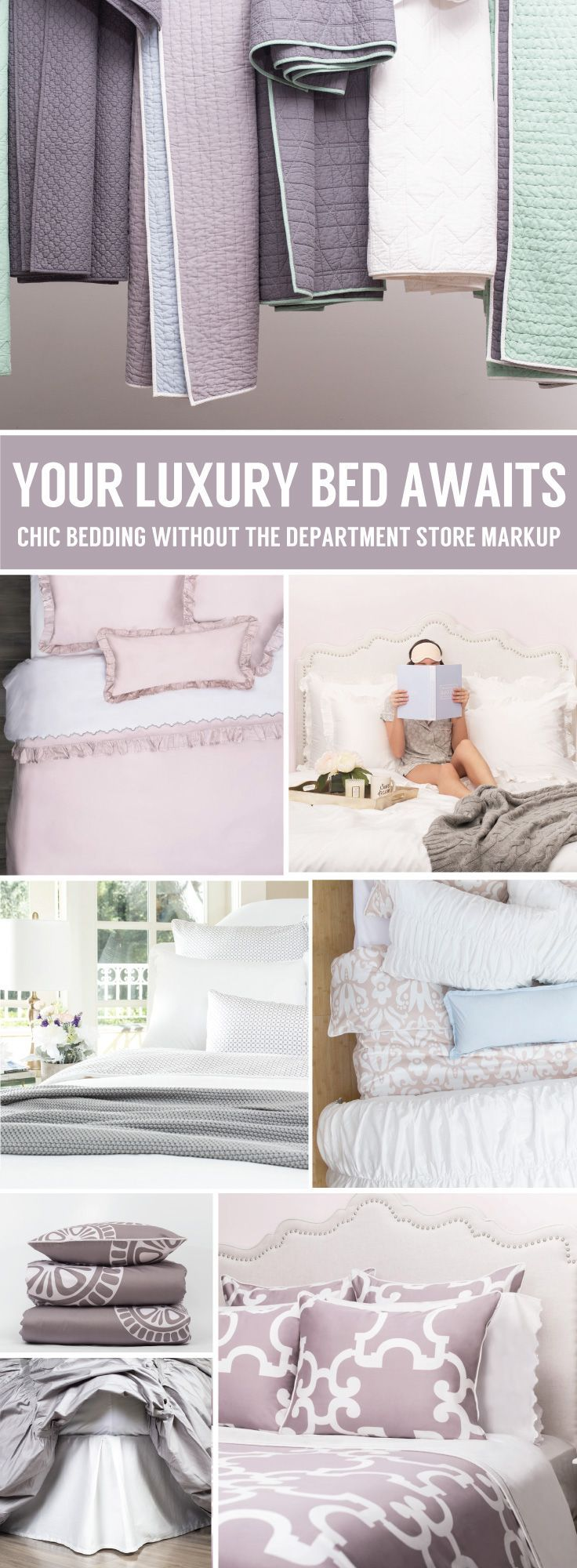 From luxury sheets to designer bedding and colorfully patterned duvets, find your perfect bedding that fits your style. Discover a better way to shop for bedding with craneandcanopy.com. Named best site for bedding by HGTV.