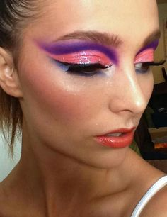 17 best ideas about 80s makeup on 80s eye