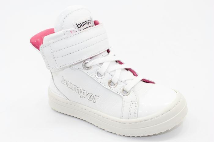 Bumper half high girl sneaker