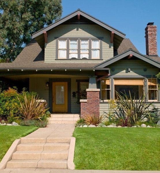 Craftsman Home Exterior 39 best craftsman exterior paint images on pinterest | craftsman