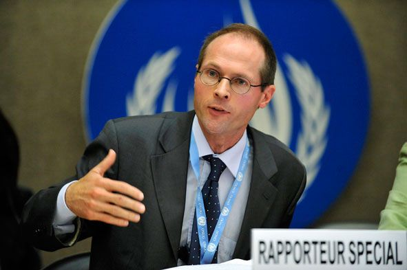 Olivier De Schutter - UN Special Rapporteur on the Right to Food–The Right to Food and the Governance of Food Systems