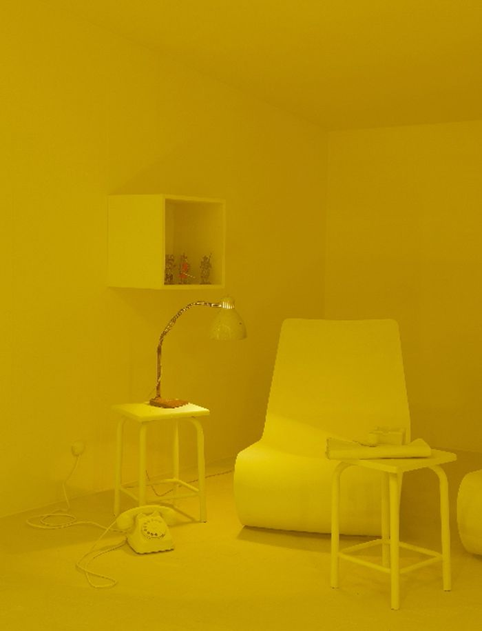 one color rooms - Google Search