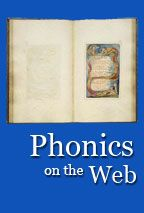 Phonics on the Web