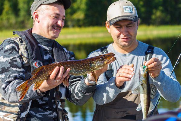 Насколько хороша рыбалка в Финляндии? #fishing #Finland