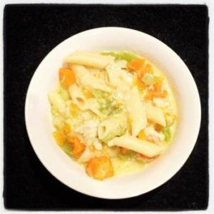 Chicken Noodle Soup in Thermomix