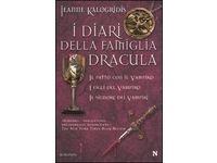 I diari della famiglia Dracula: Il patto con il vampiro-I figli del vampiro-Il signore dei vampiriri (Jeanne Kalogridis) #Ciao