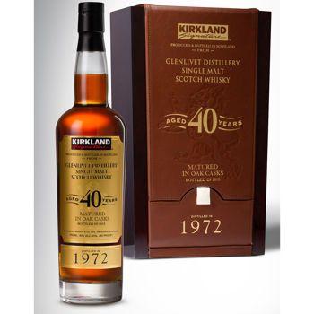Costco: Kirkland Signature™ Glenlivet Distillery 40-Year-Old Single Malt Scotch Whisky
