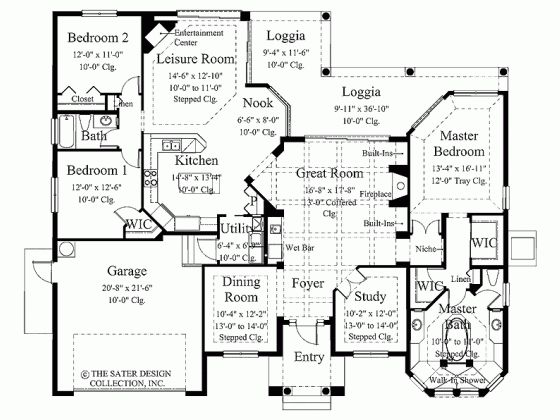 112 best home - house plans images on pinterest | floor plans