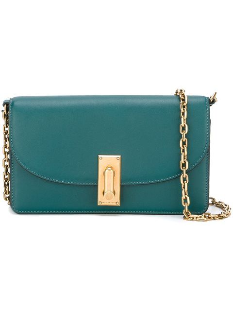 MARC JACOBS 'West End' Wallet Crossbody Bag. #marcjacobs #bags #shoulder bags #leather #crossbody #