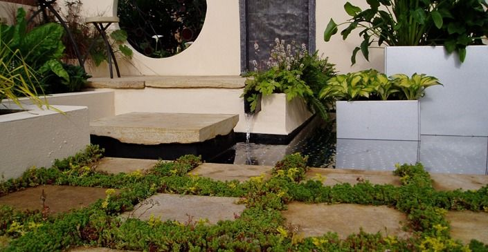 Lotus Design - Landscape Garden Design, Bespoke Garden Design, Planting Plans