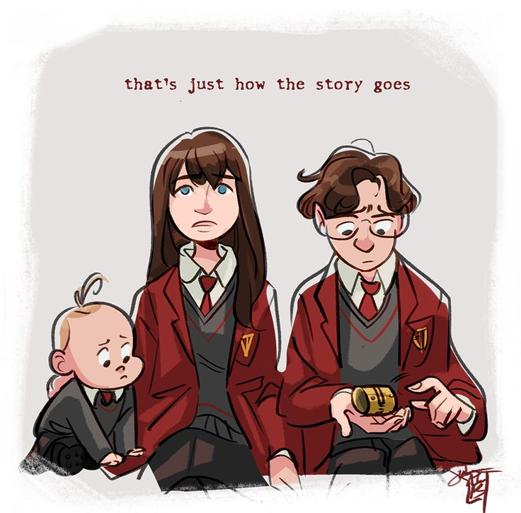 there's no happy endings, not here and not now <- Series of Unfortunate Events art by comickergirl