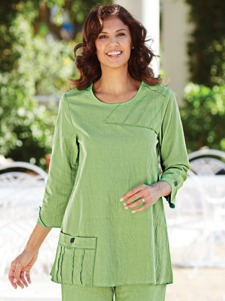 Key Largo Gauze Top | Blair