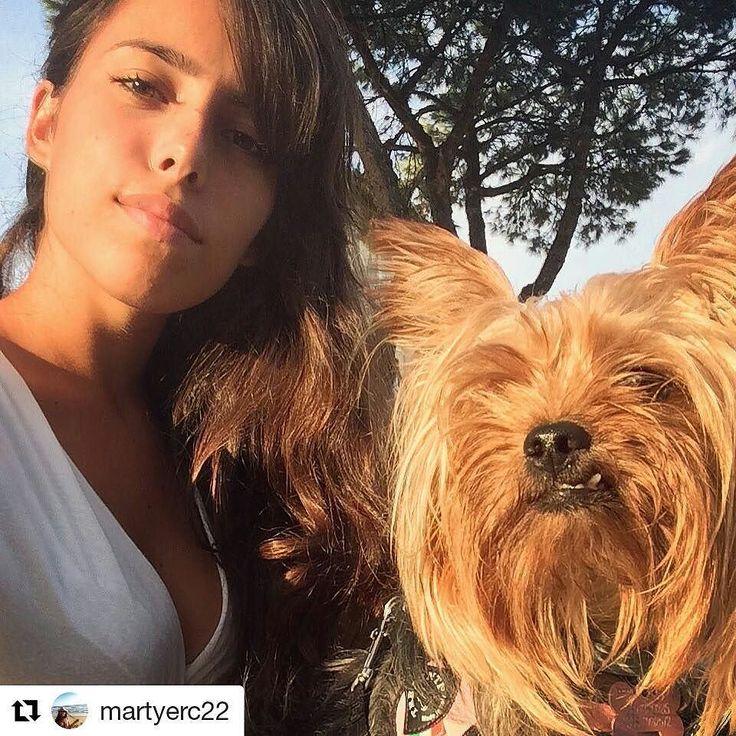 """Scatta una foto con il tuo amico a quattro zampe metti hashtag #BauSocial e taggaci per un repost!  #Repost @martyerc22 with @repostapp  Papà me lo dice sempre: """"L'apparecchio per i denti ai cani non si mette?""""  #dentino #cane #piragna #brutta #Milano #cane #cani #dog #dogs #mydog #italia #photooftheday #beautiful #love #life #friends"""