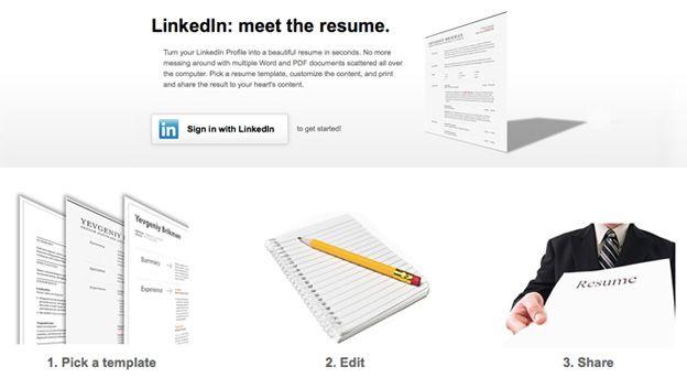 Cómo crear un Currículum Vítae con tus datos de LinkedIn http://computerhoy.com/paso-a-paso/internet/como-crear-curriculum-vitae-tus-datos-linkedin-19059