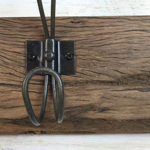 Natural Driftwood Coatrack