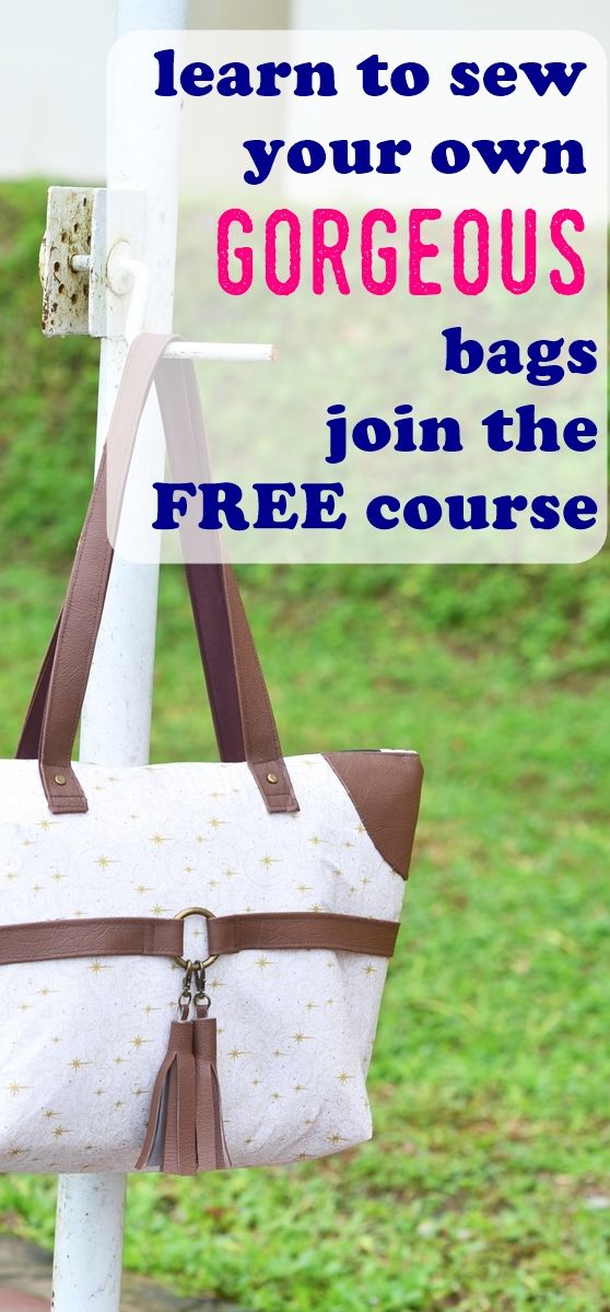 bag sewing patterns | tote patterns | free bag patterns | free purse patterns