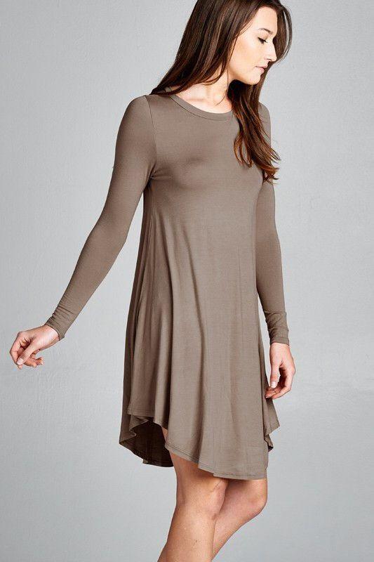 Stella Swing Dress