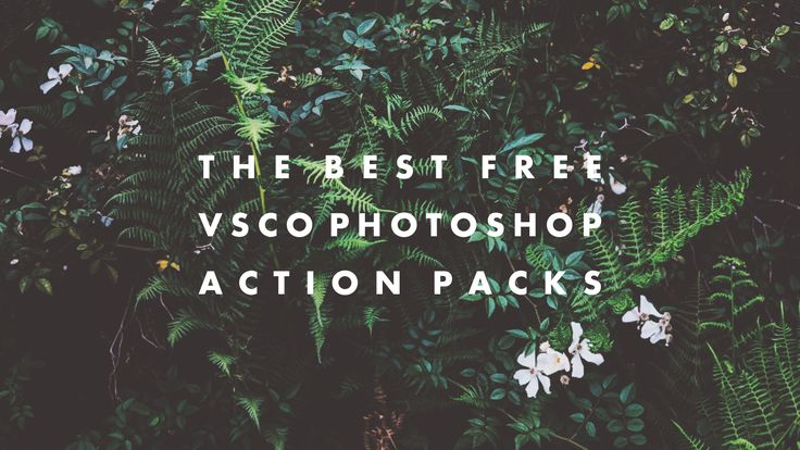 We've catalogued the best free VSCO photoshop Action Packs available online that let you quickly replicate on-trend, hipster-friendly vintage film styles.