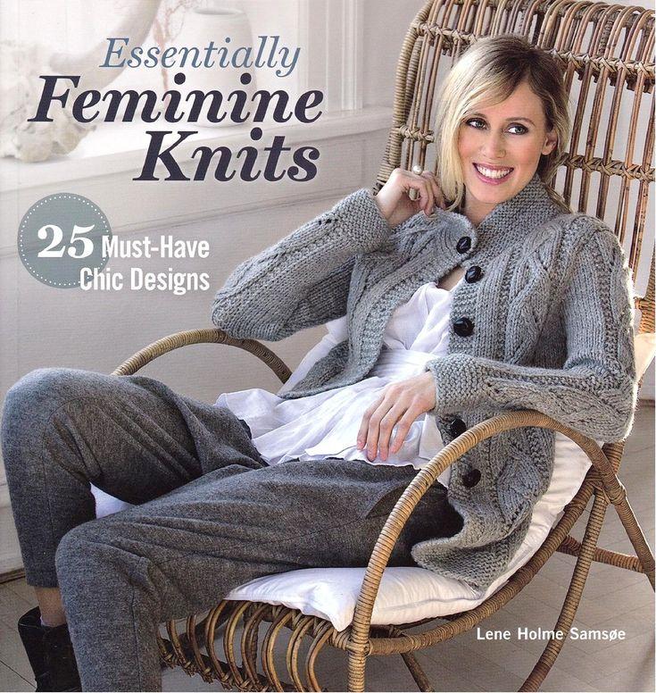 Im Wesentlichen feminine Strickmuster: 25 Must-Have-Chic-Designs. Sprechen Sie über LiveInternet – …