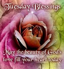 Image result for tuesday blessings