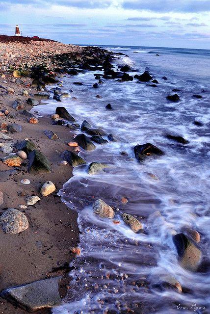 Point Judith Lighthouse Narragansett, Rhode Island