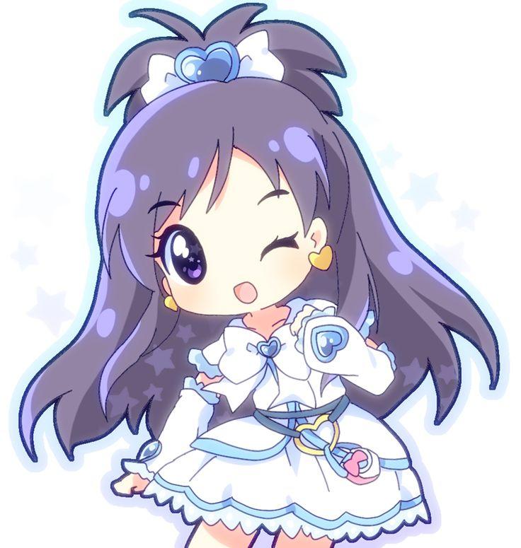 Futari wa Pretty Cure chibi