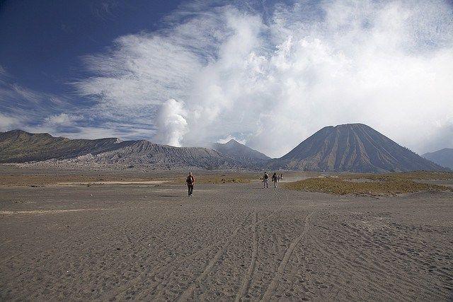 Delusione in Indonesia: Monte Bromo, il trekking che non è un trekking -