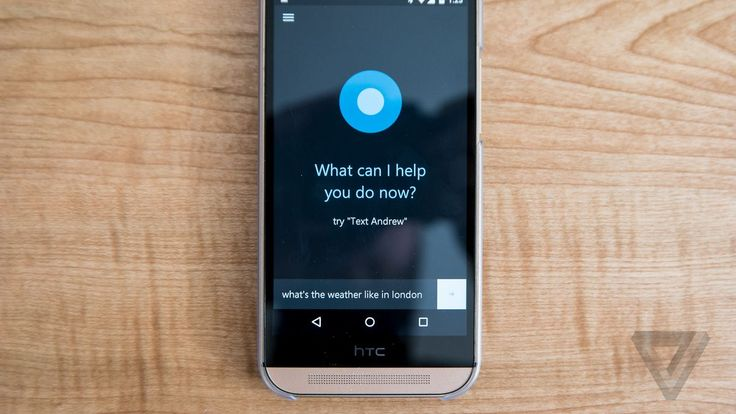 Microsoft's Cortana assistant now available on iOS and Android