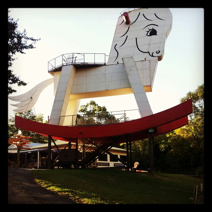 The Giant Rocking Horse