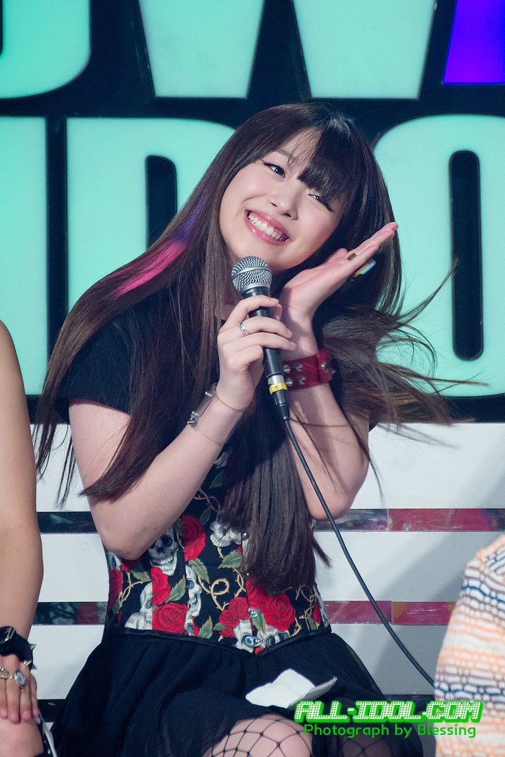 Famous K-pop Star 'F(x) -  Sulli'