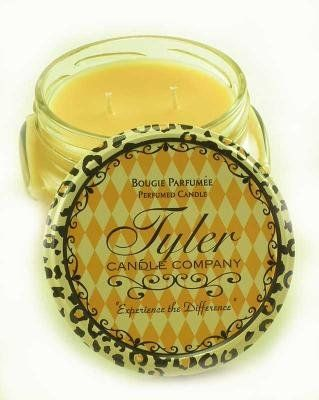 1 X HOMECOMING Tyler 11 oz Medium Scented Jar Candle -- Want additional info? Click on the image. #ScentedCandles