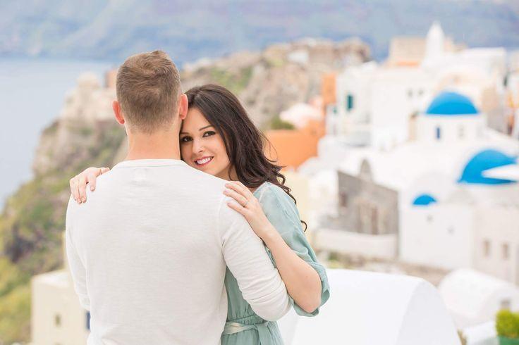 Santorini honeymoon !  #santorini #greece #honeymoon #fashion #wedding #weddinginspiration