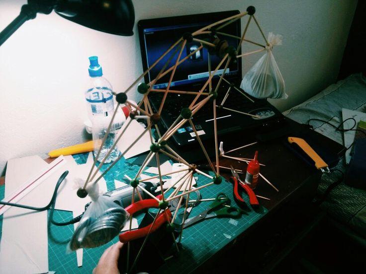 Estructura vertical  (Probando- fail)