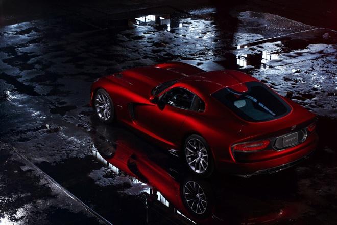 Chrysler SRT Viber. exotic.