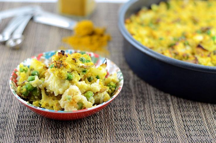 Recipes I want to Try : Vegan Samosa Casserole