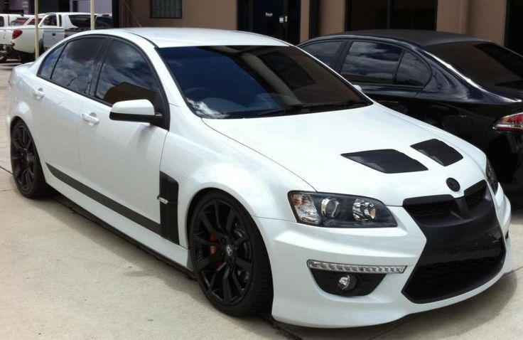 Holden Commodore - XYZ Coilovers