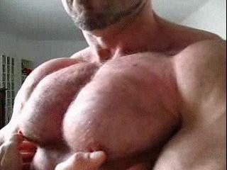 Guy gets dildo