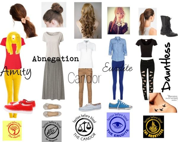 divergent factions outfits - photo #4