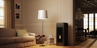 ECOFIRE Adagio 4,2kW , Wood Pellet Stoves by Palazzetti