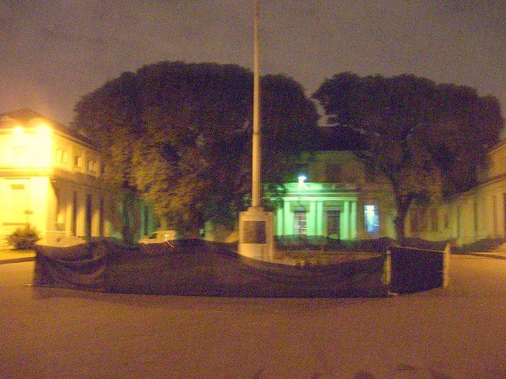 Agronomia (noche) - UBA - Facultad de Agronomía (Universidad de Buenos Aires) - Wikipedia, la enciclopedia libre