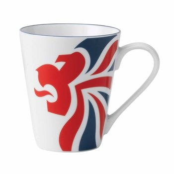 Team GB Olympic boxed mug - white, , original