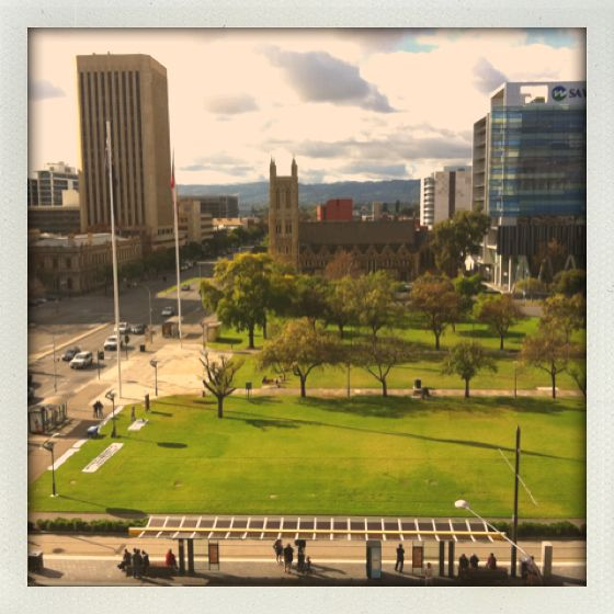 Adelaide city centre Victoria Square • South Australia • Adelaide's best