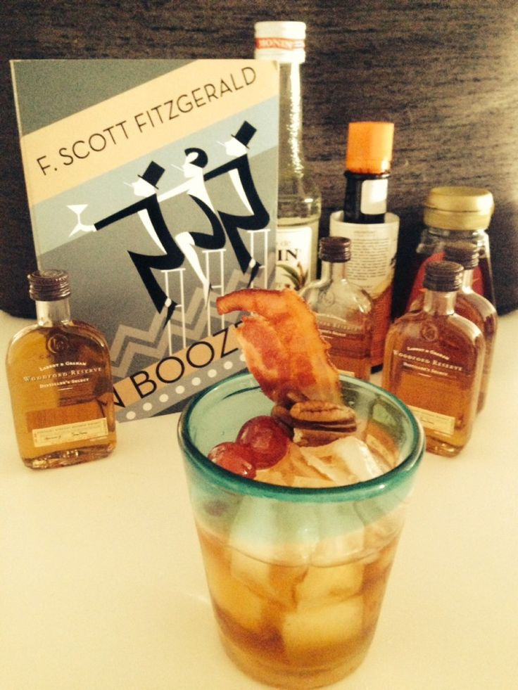 How do you put a twist on a classic? My Canadian Woodford reserve Old Fashioned