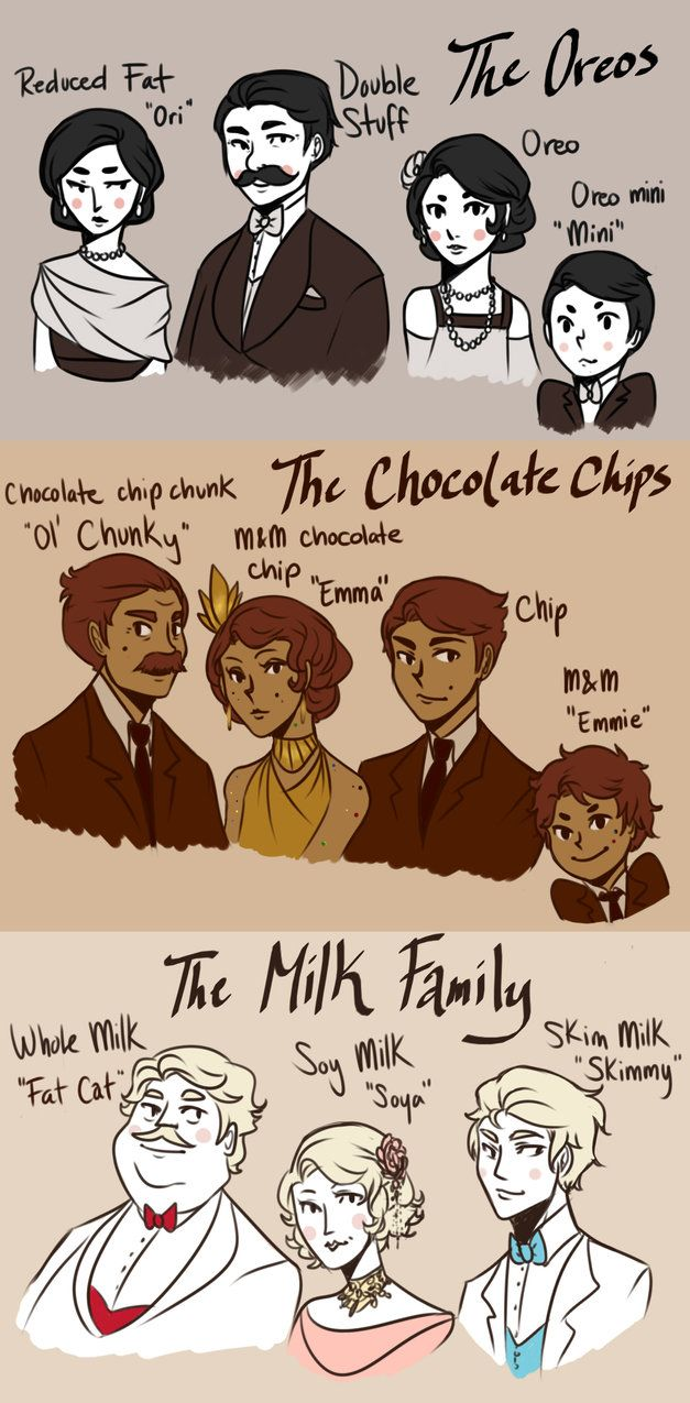 The Cookie Mobster Families | CookieKhaleesi