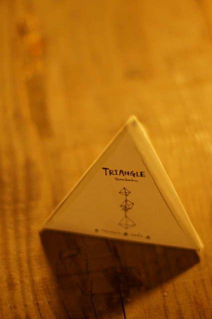 ▲triangle【三角ワイヤーモビール】▲