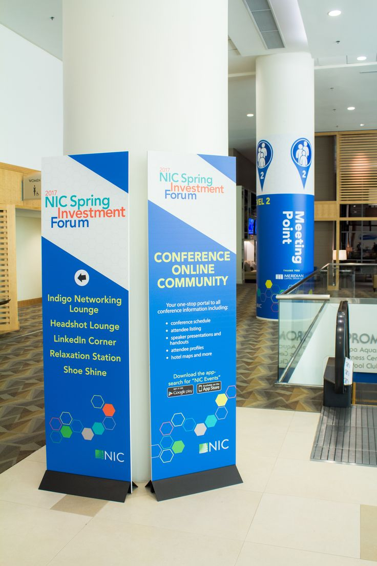 Event Signage | Scantech Graphics - Event Signage, Tradeshow & Large Format Printing in San Diego