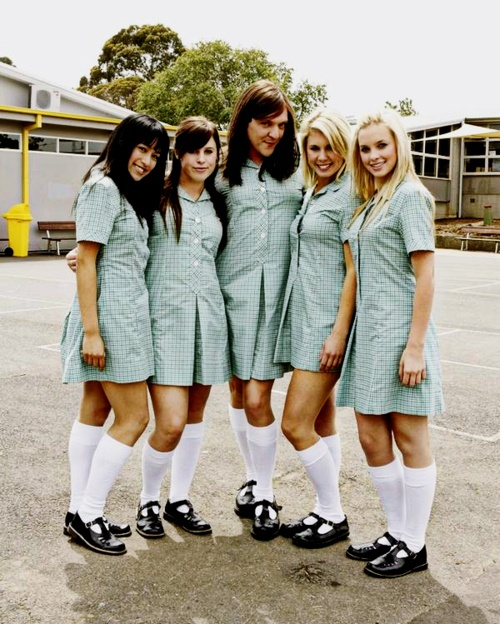 Ja'mie King and them other bogans