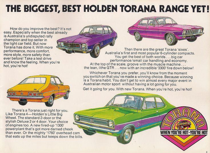 1973 Torana