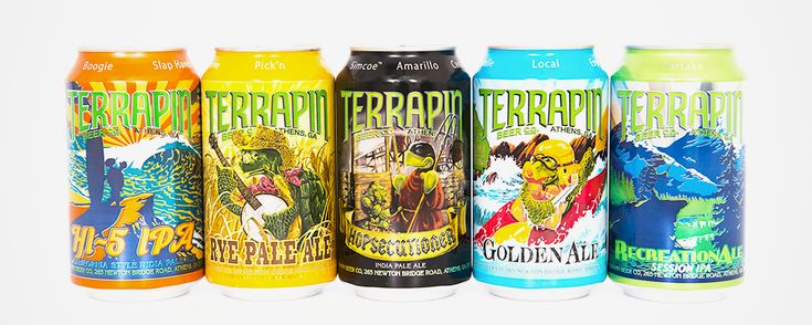 A Hashtag That Brought 1000+ Purchases: Terrapin Beer's Way of Promoting a B2B Brewery Online
