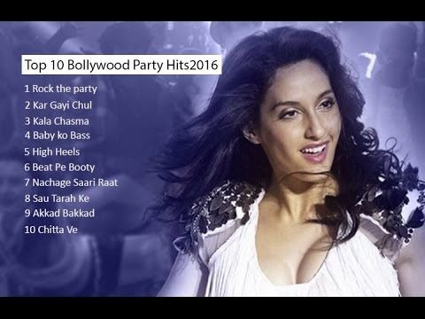 Top 10 Bollywood Party Hit Songs 2016 Jukebox   NEW HINDI SONGS 2016   August 2016